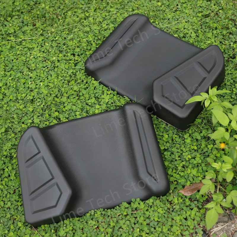 Original Gotway almohadillas de pierna suave cojín Nikola MSX MSP monstruo Kingsong KS16X KS18XL KS18L INMOTION V10F V10 protección almohadillas