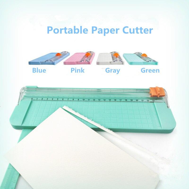 Фреза для бумаги, портативная, маленькая фреза для бумаги, режущая акварелью, режущая фотобумага формата А4