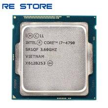 Processore Intel Core i7 4790 3.6GHz Quad Core 8M 5GT/s CPU SR1QF LGA1150