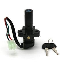 Motorcycle Ignition Key Electric Door Lock set for Honda X4 CB1300 CB750 F2 CB Seven Fifty CB1300 35100-MW3-640
