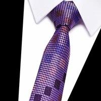 fashion classic mens stripe silk tie black red white orange navy blue purple beige green yellow men classic tie