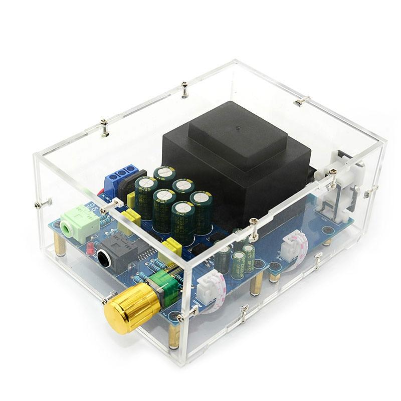 SOTAMIA-placa amplificadora de auriculares TPA6120, alta fidelidad, TPA6120A2, Amplificador de auriculares, cero...