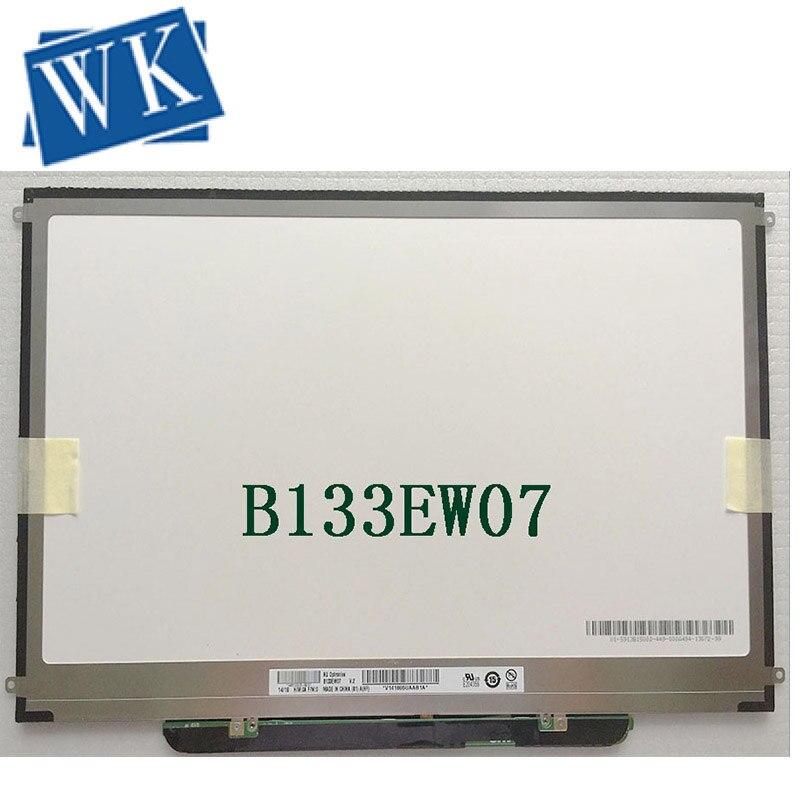 لوحة عرض شاشة لاب توب LCD لابل ماك بوك Unibody A1342 A1278 LTN133AT09 LP133WX3-A5 A6 B133EW04 B133EW07 N133IGE-L41
