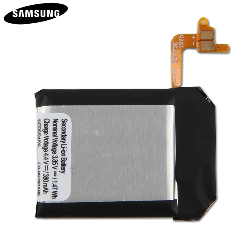 Original Battery EB-BR760ABE For Samsung Gear S3 Frontier / Classic EB-BR760A SM-R760 SM-R770 SM-R765 SM-R765S 380mAh enlarge
