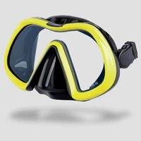 strap cover diving mask professional snorkel underwater fashion diving mask anti fog nurkowanie scuba diving equipment ed50mj