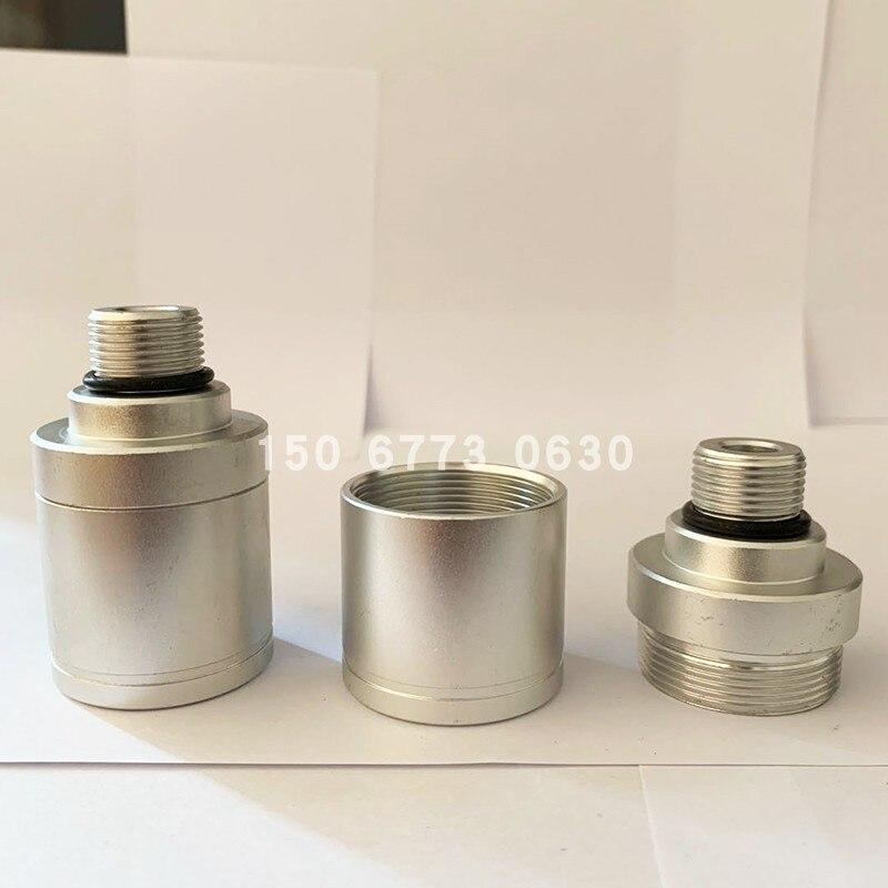 QT-07 à prova de explosão filtro de alarme de gás da câmara de gás à prova de explosão