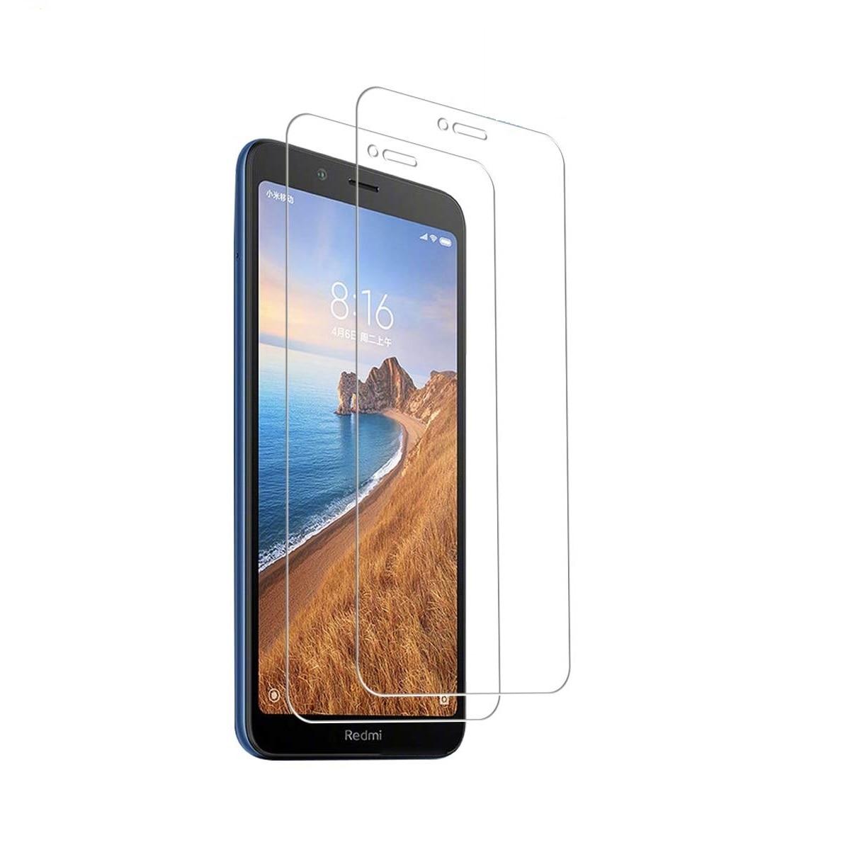 9H Tempered HD Glass For Xiaomi Redmi 7A 6A 5A Go S2 K20 Screen Protector Glas Redmi 5 Plus Note 5 5
