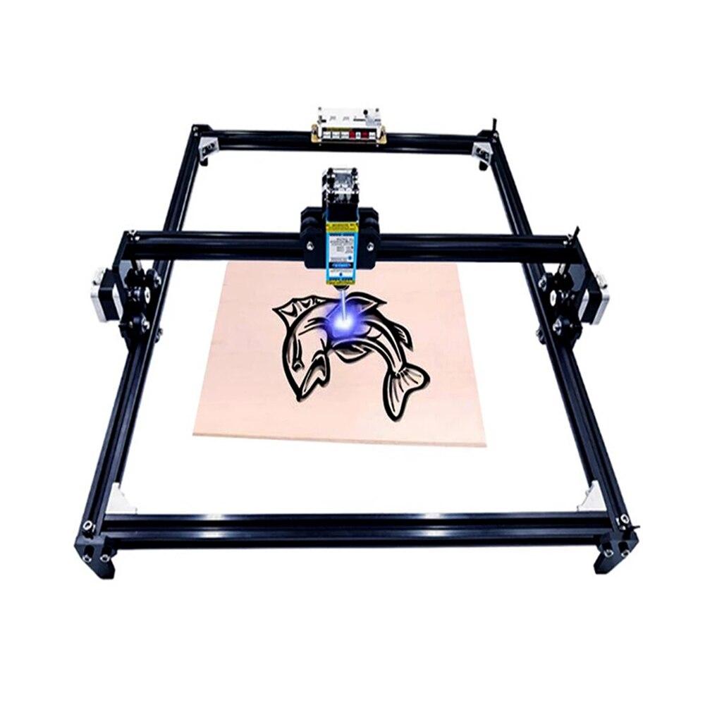 40x50cm Laser Engraver 15W 30W 40W Paser Power 2Axis DIY Desktop Wood Router CNC Laser Engraving Machine For Wood engraving Tool
