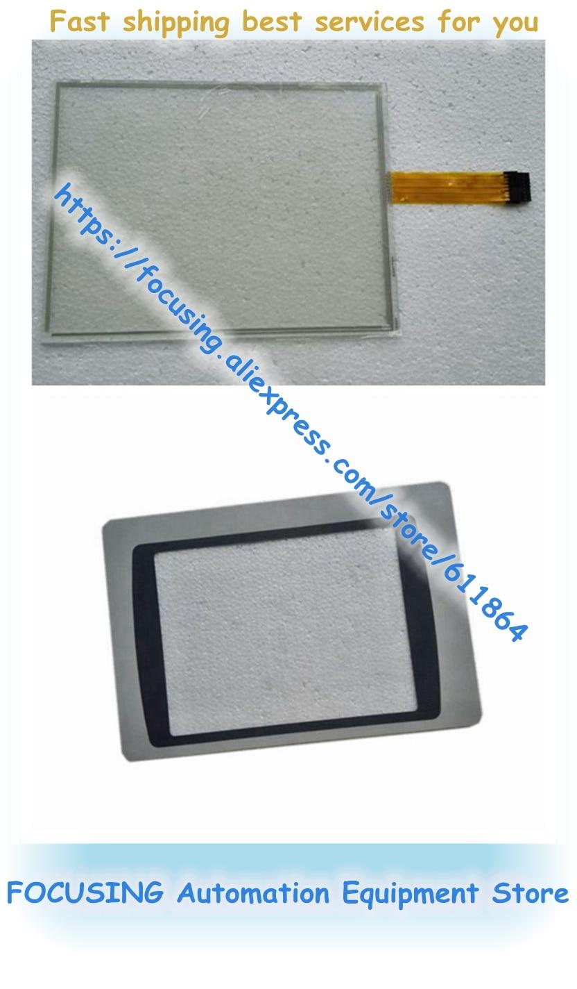 PanelView-غطاء واقي PanelView Plus 1000 ، 2711P-T10 ، لوح زجاجي يعمل باللمس ، 2711P-T10C15D8