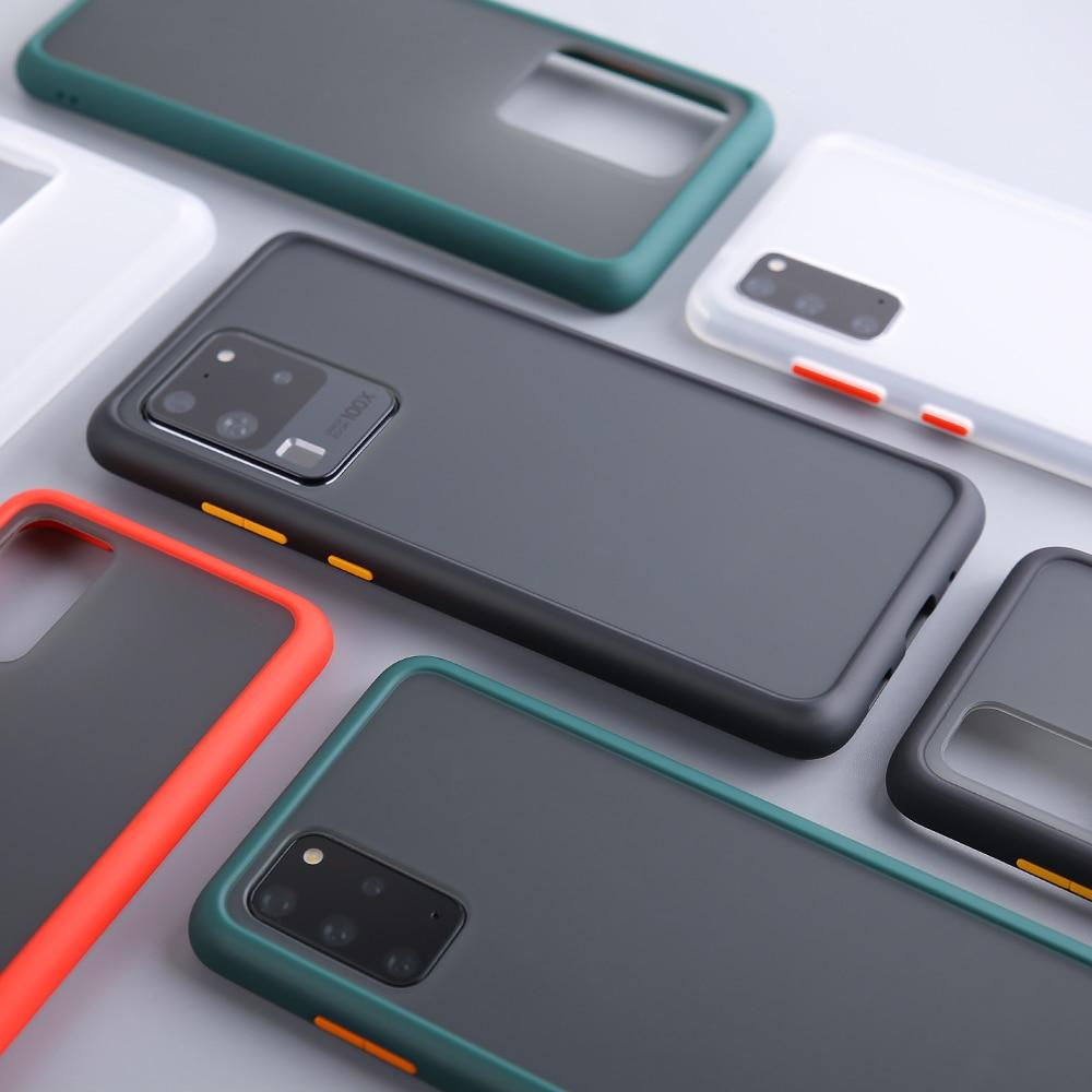 TPU Transparent Telefon Fall Für Samsung Galaxy A2 J2 Core 2020 A7 A9 A9S Star Pro J4 J5 J6 J7 j8 2018 Prime Plus Stoßfest Abdeckung