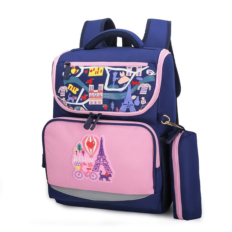 Waterproof School Bags For Girls Boys cartoon Kids SchoolBags Orthopedic Backpack kids Children school Backpacks Mochila Escolar