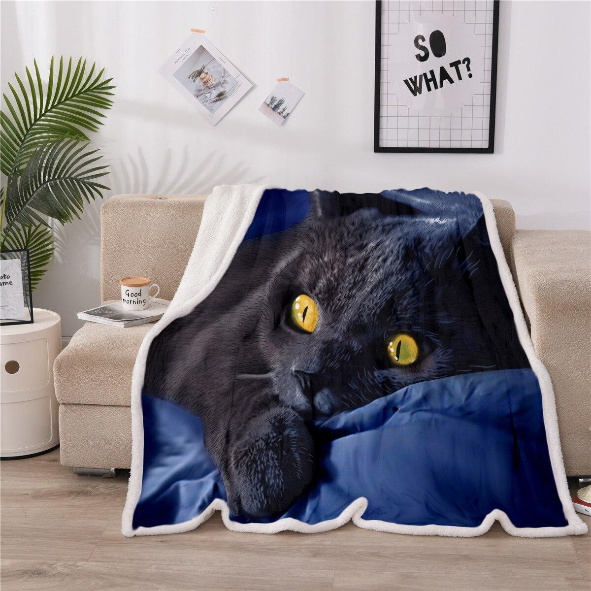 Cubierta de cama juegos de cama económicos gato caja de cartón de baloncesto textil hogar trineo de alces edredón cubierta para regalo árbol edredón muñeco de nieve colcha