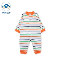 Baby Romper Newborn Playsuits Cotton Long Sleeve Animal  Clothes Infant Pajamas Underwear 0-12M