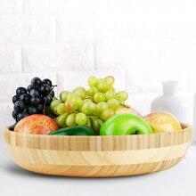 Bol en bambou grande vaisselle amicale couverts résistant saladier bol à fruits ménage masque bol ensemble personnalité bébé vaisselle