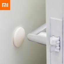 Mijia xiaomi-家庭用シリコンアンチコリジョンパッド,リアハンドル,粘着性,タッチ,冷蔵庫,吸盤