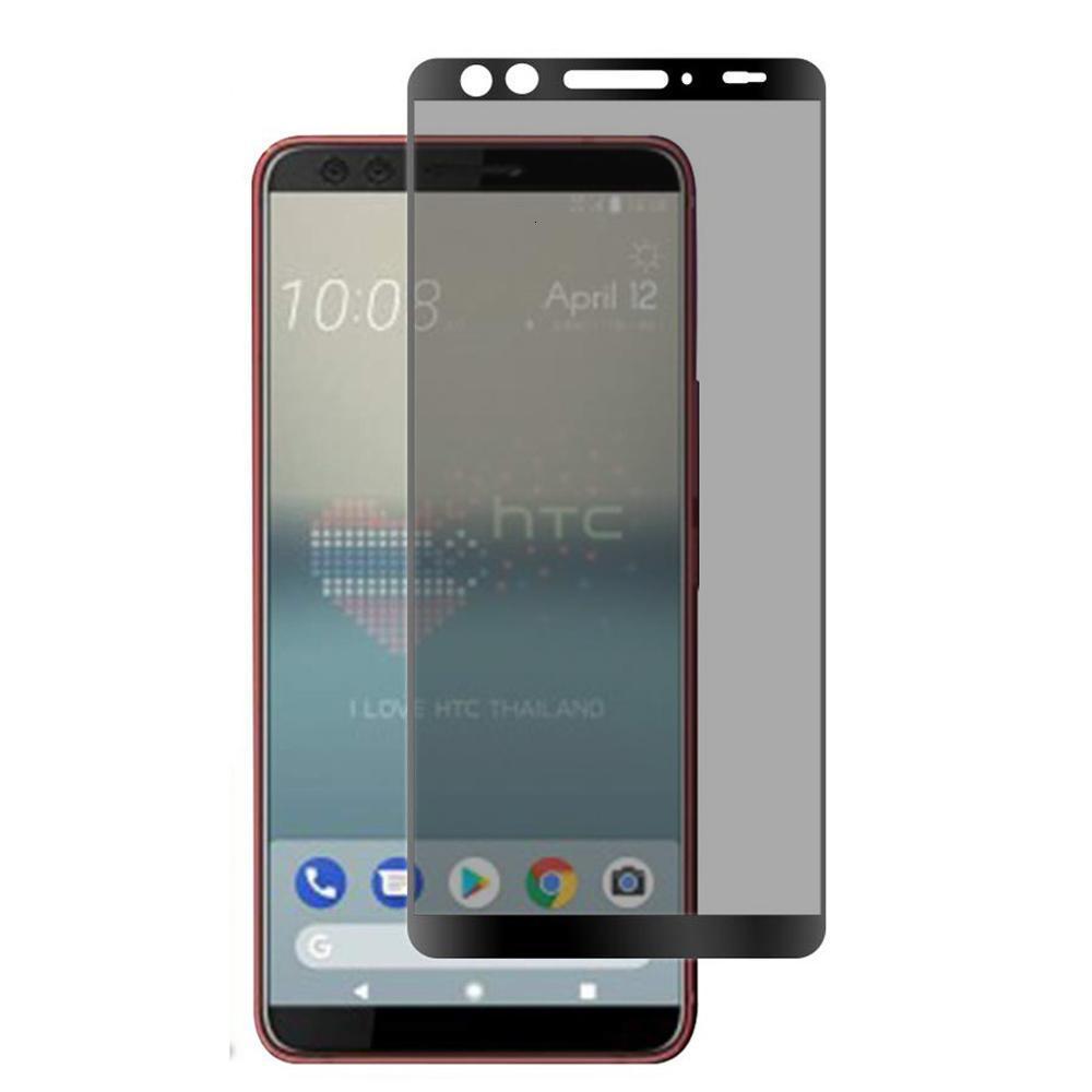 9H Full Glue Cover Privacy Tempered Glass for HTC U11 U12 Plus Anti Glare Screen Protector for HTC U11 Eyes Anti Protective Film