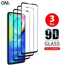 Screen Protector Voor Motorola Moto G8 Play / Power Gehard Glas Volledige Bescherming Dekking Glas Film Voor Moto G8 Power lite