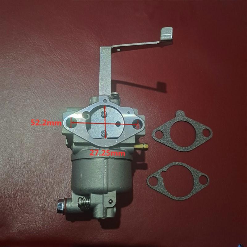 G400 المكربن ASSY لهوندا GV400 المحرك/المحركات CARB مولد CARBY ث/O لا الملف اللولبي دليل صمام الاختناق 16100-890-952