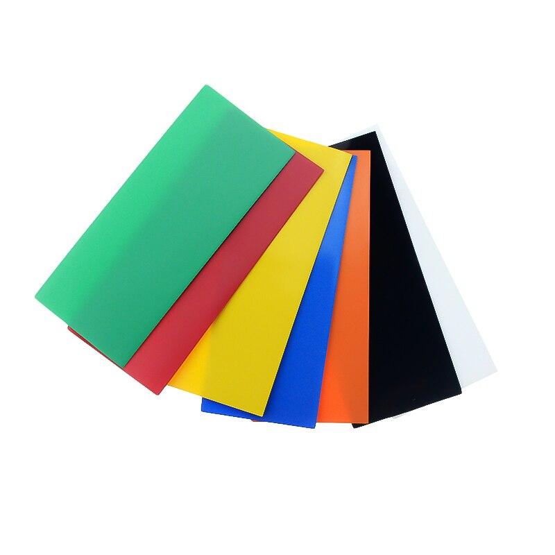 50PCS 72*18.5mm Li-ion 18650 Battery Wrap PVC Heat Shrink Tubing Precut For Battery Film Tape Battery Cover Shrinking Tube