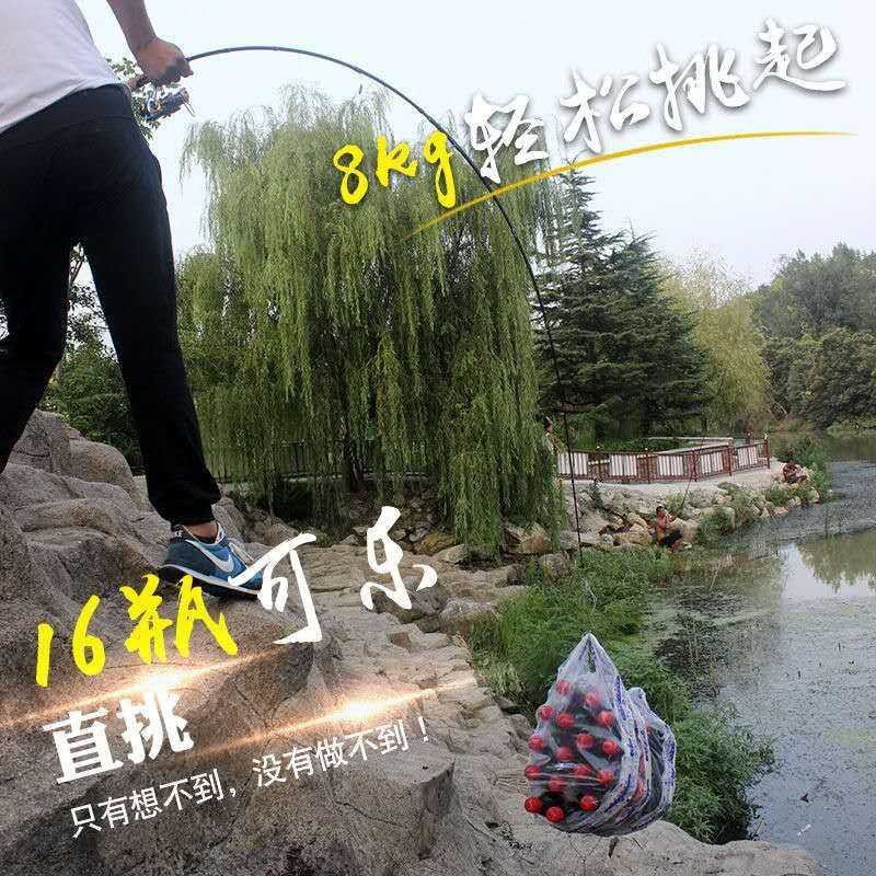 Travel Fishing Rod Spinning Casting 1.8/2.1/2.4m Carbon M MH Power 2 Sections 8-30g Lure Weight Ultra Light Baitcasting Reel Set enlarge