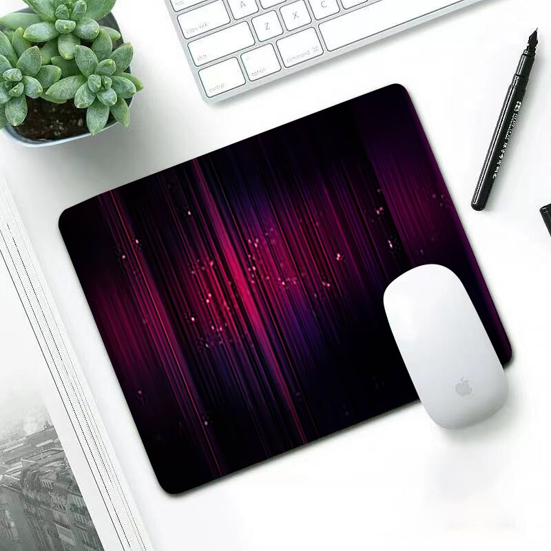 Abstract Small Gaming Mouse Pad Washing250X290mm Mousepad Gamer Computer Desk Mat Pad Gamer Mouse Mat for PC enlarge