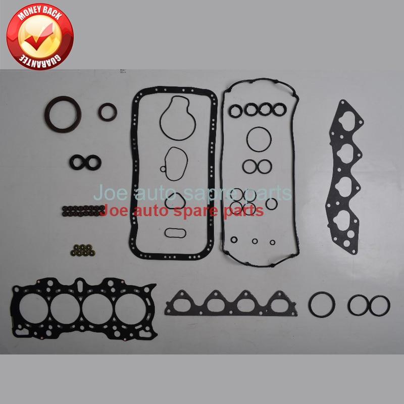 Kit de joint complet pour Honda   Moteur B20B B20B3 kit de joint complet pour Honda CRV 2.0 16v 1973cc 1995-2002 50180200 212684