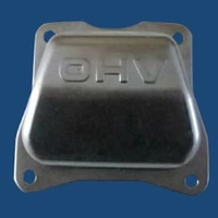 ef2600 mz175 2kva engine cylinder head cover for 166f 167f generator