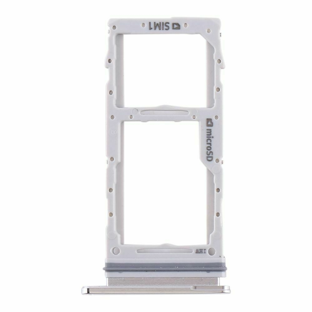 For Samsung Galaxy S20 SM-G980 White/Black Dual SIM And MicroSD Memory Card Tray Holder