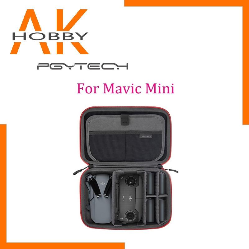 PGYTECH переносная сумка для хранения износостойкая ткань, компактная и портативная для DJI Mavic Mini Drone аксессуары