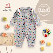 Spring and autumn baby clothes