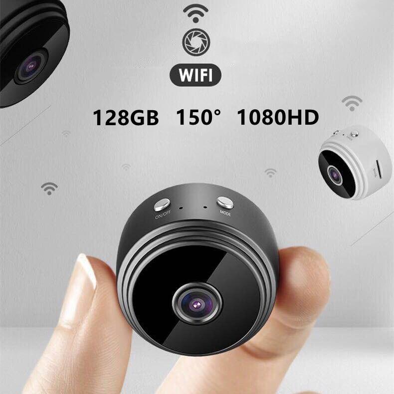 A9 Mini Camera 1080P HD IP Camera Night Version Voice Video Security Wireless Wifi Camera Mini Camco