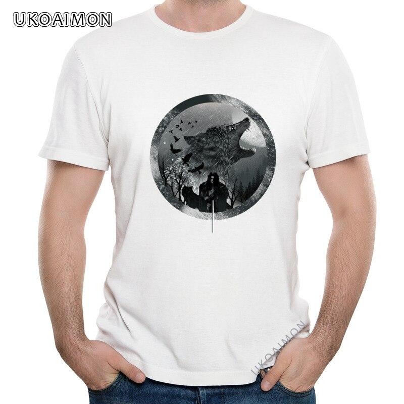День рождения, волк, приталенный крой, распространенные футболки, дешевые пользовательские футболки из чистого хлопка, модные футболки уни...