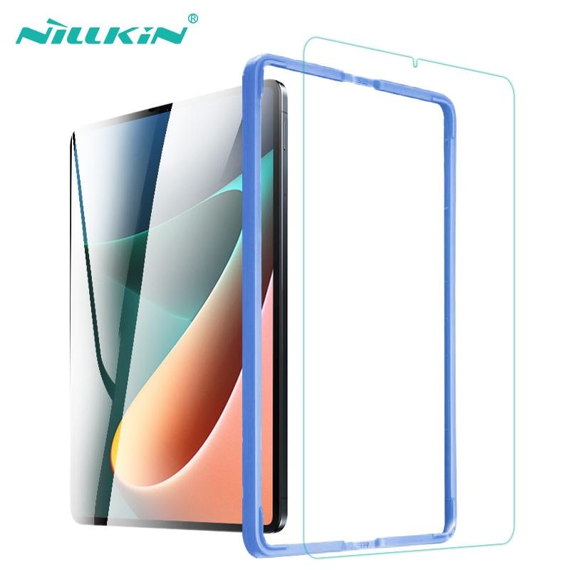 نيلكين ل شاومي Mi Pad 5 برو 2021 11 بوصة الزجاج المقسى HD واضح ل شاومي Mi Pad 5 مكافحة الأزرق ضوء حامي الشاشة