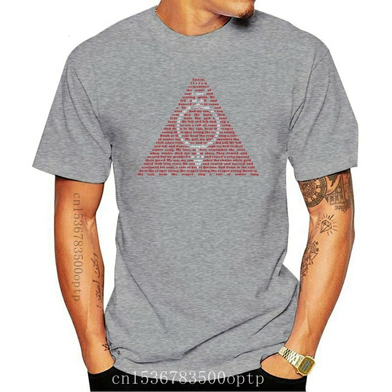 New Song of Persephone (Triangle) T shirt red rising red rising trilogy red rising book golden son song of persephone eo darrow