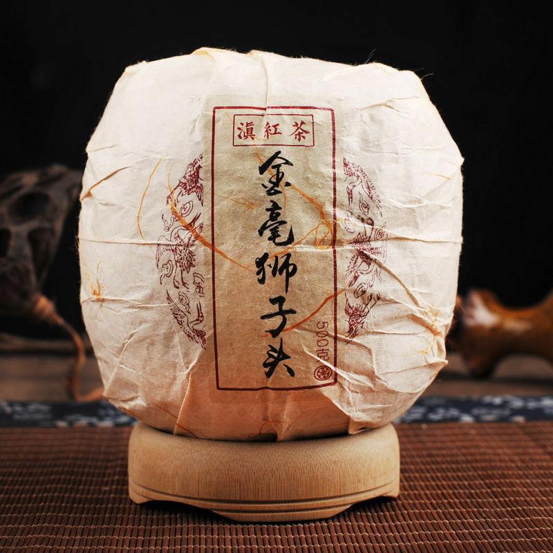 الشاي الصيني الأسود في هونج كونج ، براعم ذهبية ، فينج تشينغ ، بطيخ ذهبي ، توشا ، ديانهونغ ، 2019 جرام ، 500