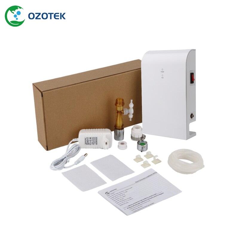 OZOTEK 12V Ozone Generator for SPA TWO001 0.2-1.0PPM Free Shipment