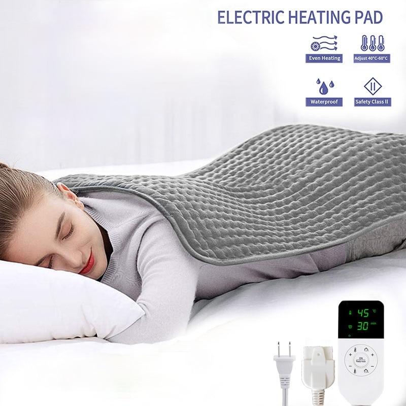 Manta de calefacción para Sauna infrarroja, Manta de calentamiento eléctrico inteligente multifunción...