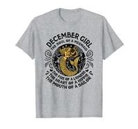 december girl the soul of a mermaid t shirtgift women t shirt
