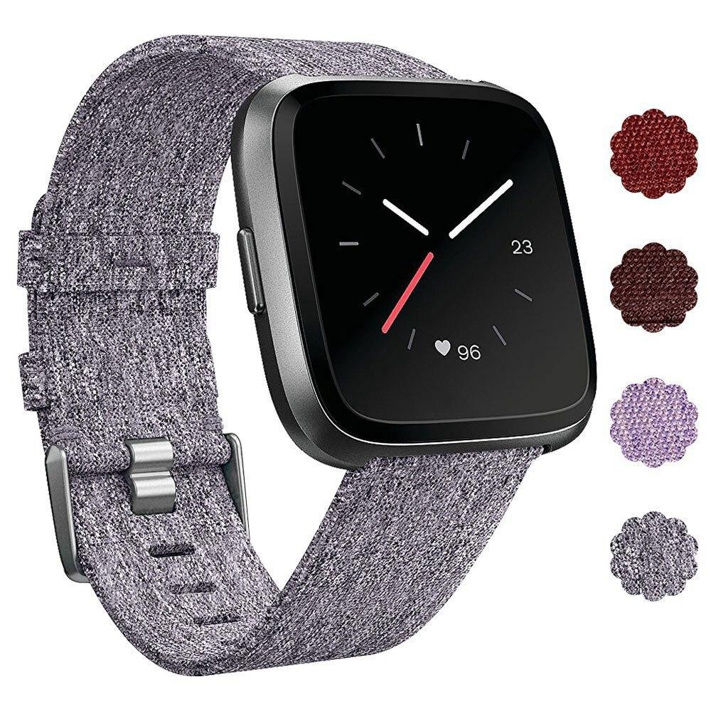 Watch Band For Fitbit Versa Smart Watch Strap For Fitbit Versa Cowboy Sport Watchband For Smartwatch Wristband Fitness Bracelet