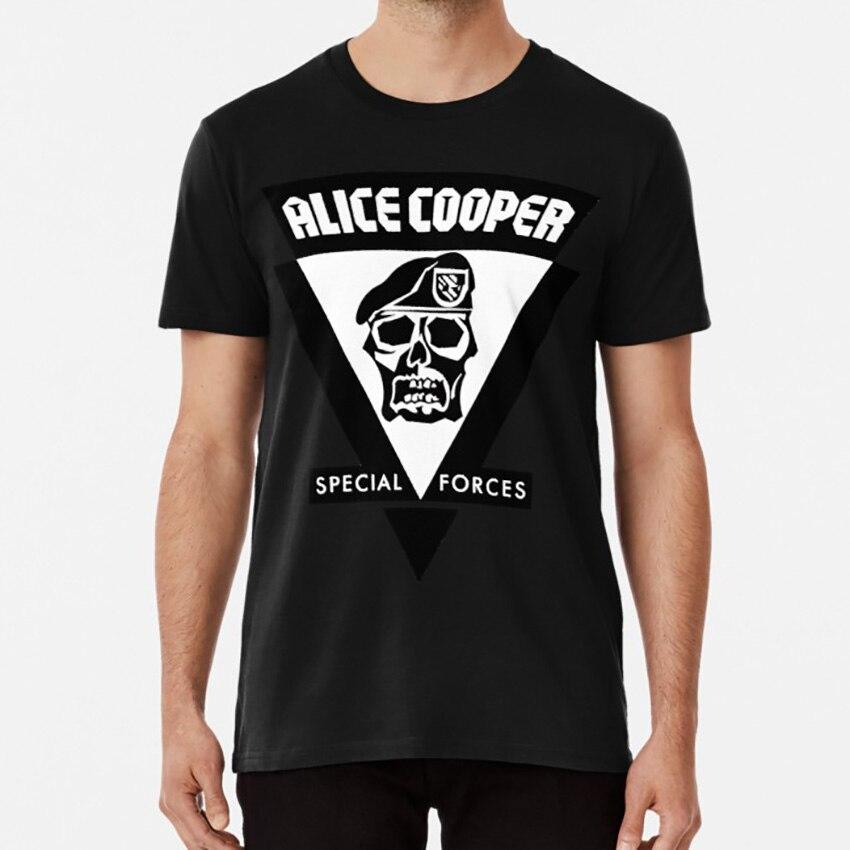 Las fuerzas especiales-1 T camisa Alice Cooper de las fuerzas especiales de...