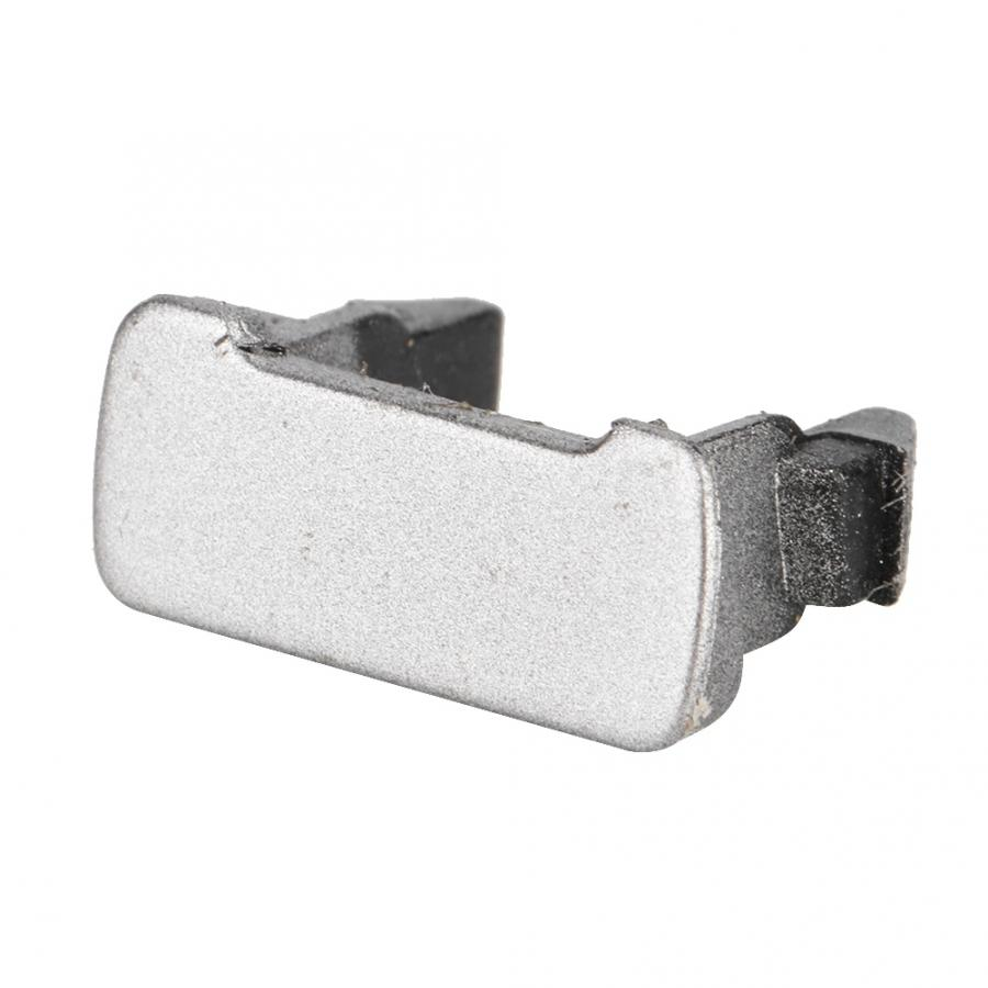 Hot Sell Shift Level Lock Cap Silver Gray Car Aftermarket Part Fit for Honda CRV 2012 2014 77271-T0A-A01ZA Car Accessories