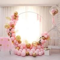 hot selling macaron balloon chain birthday party set wedding room decoration set balloon party supplies decoration balloon set