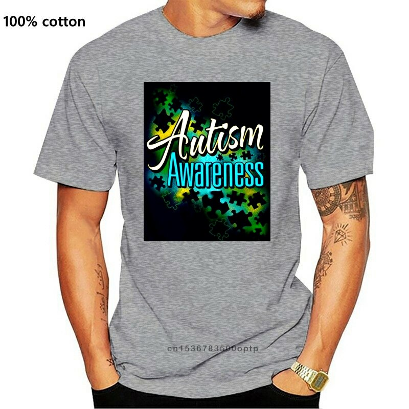 New Autistic Autism Awareness Special Needs Disabilities Youth T Shirt