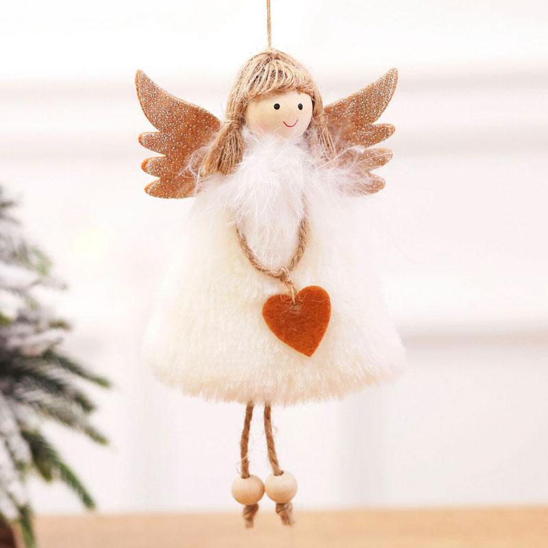 Favores do casamento e presentes 2020 anjo boneca dama de honra presente personalizado chá de fraldas lembrança presentes de casamento para convidados festa favores