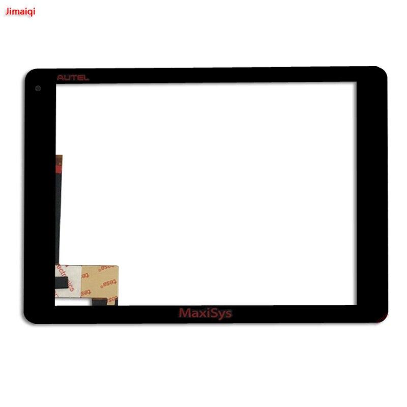 Para tableta WGJ97134-V1 AUTEL MaxiSys ms908 de 9,7 pulgadas F-WGJ97145-V2/V1A 097205I-Q-00 Panel de vidrio de Digitalizador de pantalla táctil externo