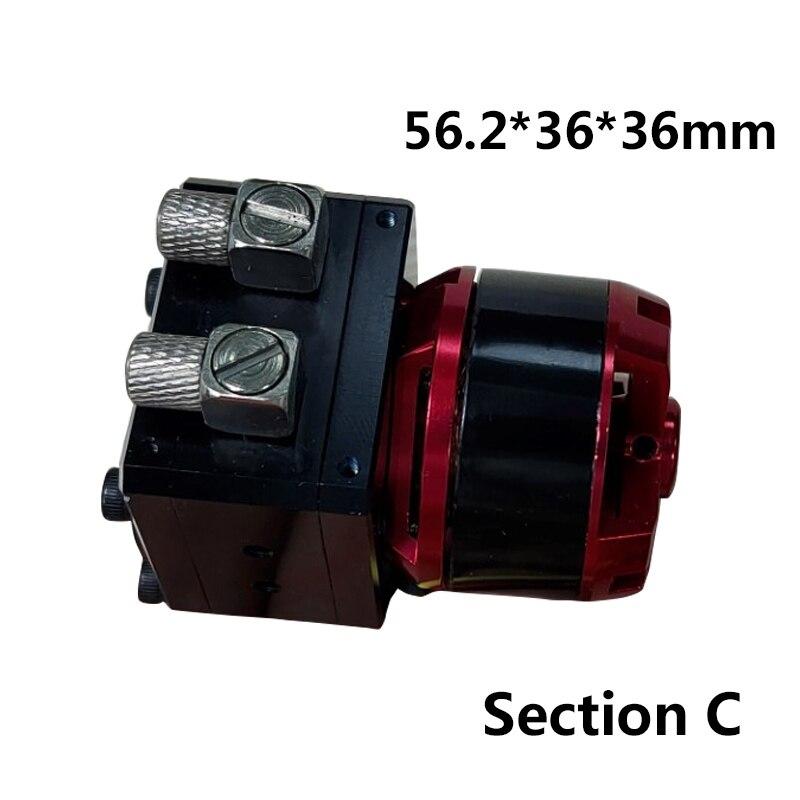 Model Brushless Oil Pump Model Hydraulic Pump Dump Truck RC Model Radium Speed Static Point Hydraulic Lift Pump enlarge