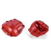 RC Spare Parts P860002 Portal Axle Box Cover (AL.) for RGT EX86100 86100 Rock Cruiser RC Crawlers