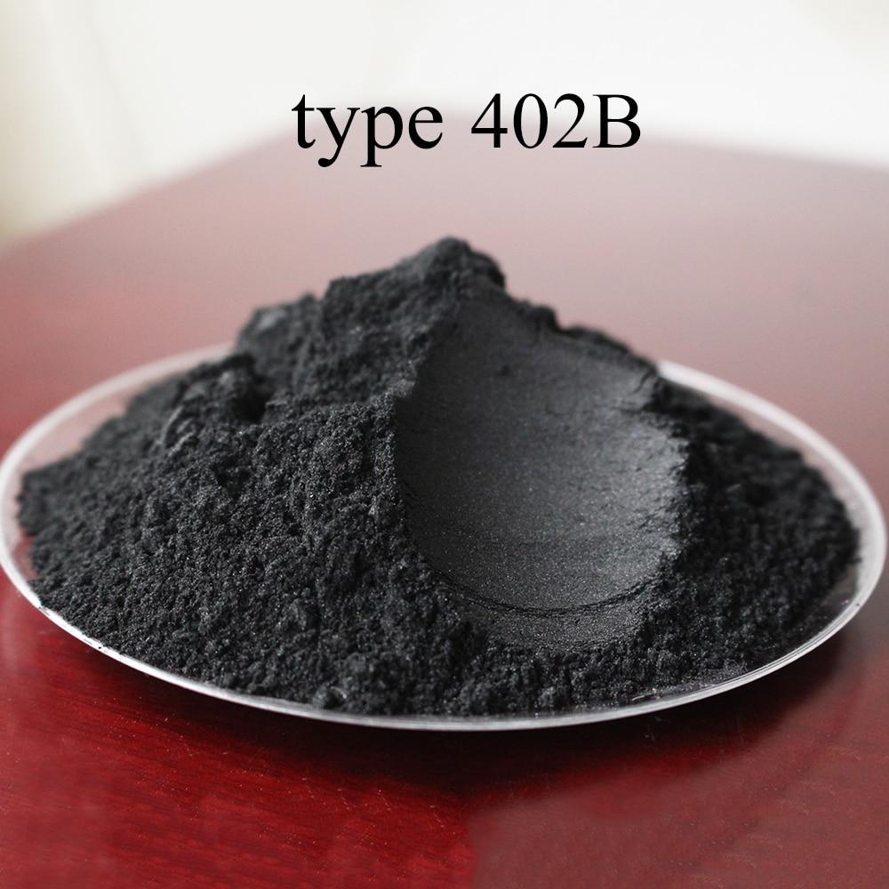Black Pigment Powder Dye Ceramic Powder Coating for Automotive Arts Crafts Eyes Nails Soap Coloring
