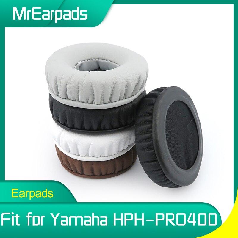 MrEarpads Earpads For Yamaha HPH PRO400 HPH-PRO400 Headphone Headband Rpalcement Ear Pads Earcushions Parts