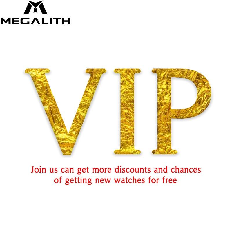 Megalith cliente vip. junte-nos para mais descontos e chances de obter novos relógios gratuitos, suporte a rápida ping.